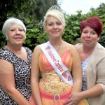 Three Generations of Carnival Queens