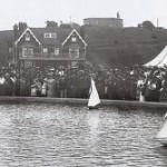1910 The opening of Felixstowe Yacht Pond