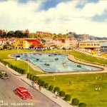 1954 Felixstowe Boating Lake
