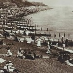 1900's Felixstowe Beach